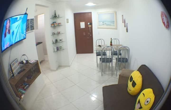 Lindo apartamento no local mais central de FOZ!