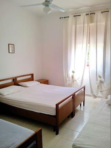 Camera da letto, N. 5 posti letto