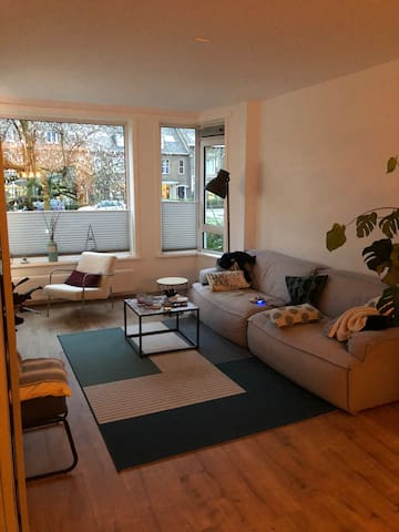 Comfortable apartment next to city centre