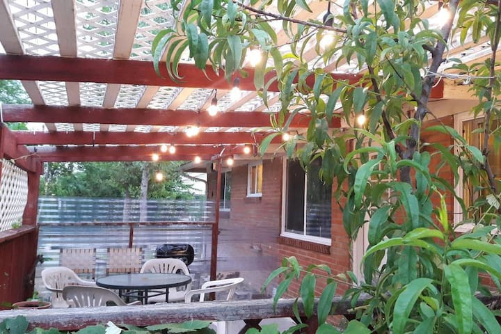 Spacious Private Lower Level Unit (2BR/BA)