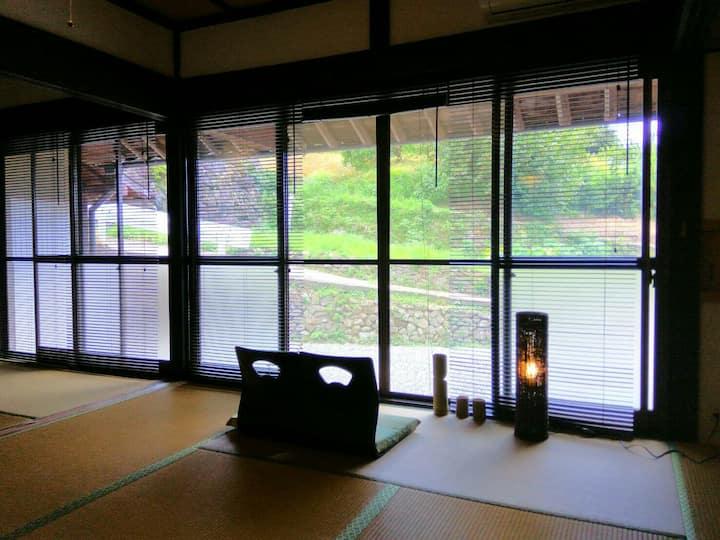 熊野古道 長野ゲストハウス 和室A