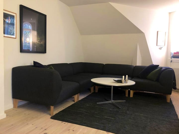 Perfect placed apartment in the middle of Esbjerg.
