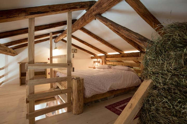 MASO DEL FIENO SANT ORSOLA TERME - Sant'Orsola Terme - Zomerhuis/Cottage