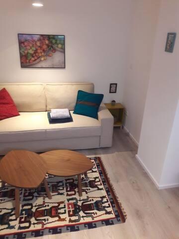 Newly renovated apartment close to Frankfurt/Messe