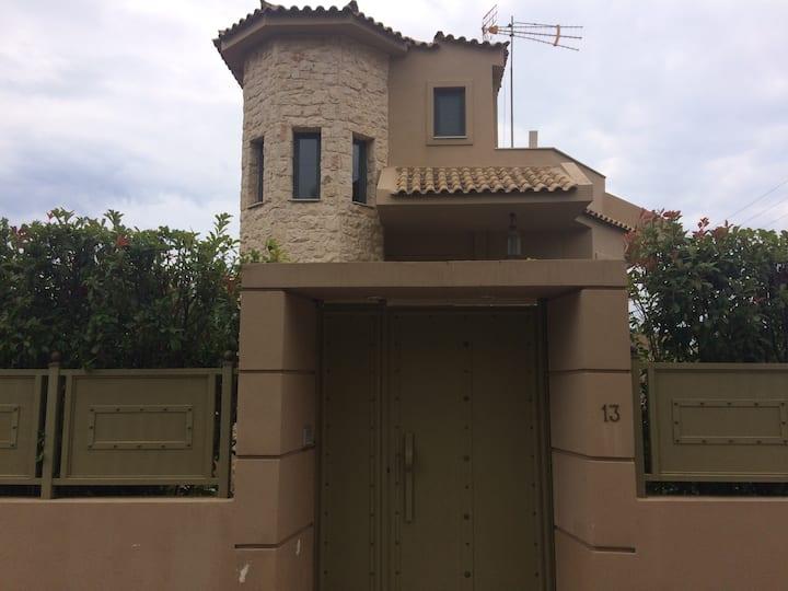 3 level house