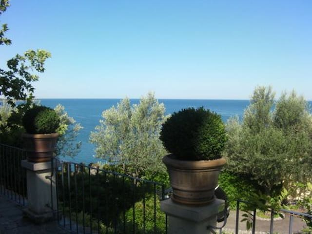 Wonderful sea view apartment - Piran - Appartement