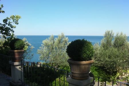 Wonderful sea view apartment - Piran - Byt