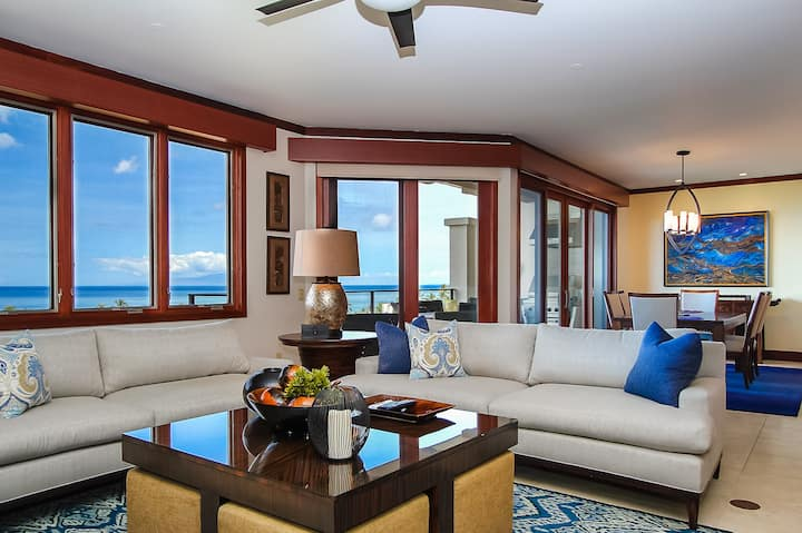 Wailea Beach Villa PH502