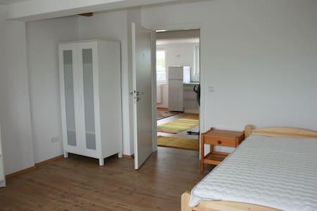 Helle 3- Zimmer WG mit Feldblick - Mannheim
