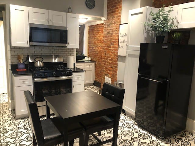 Fresh & Relaxing apartment in Fishtown