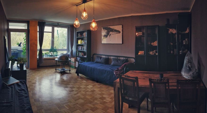 Unterkunft in schöner Wohnung im Münchner Westen