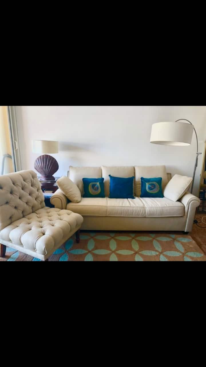 Designer holiday apartment in Monaco