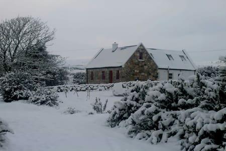 Artistic Cottage Retreat Connemara - Kilkieran