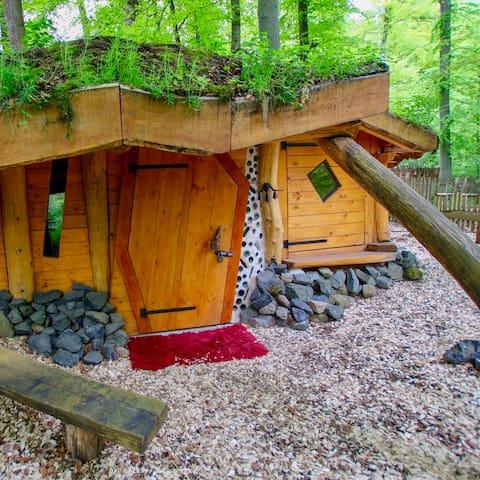 Hobbithaus im Outdoor Zentrum