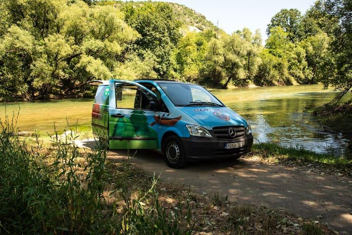 Agape Escape RV Montenegro