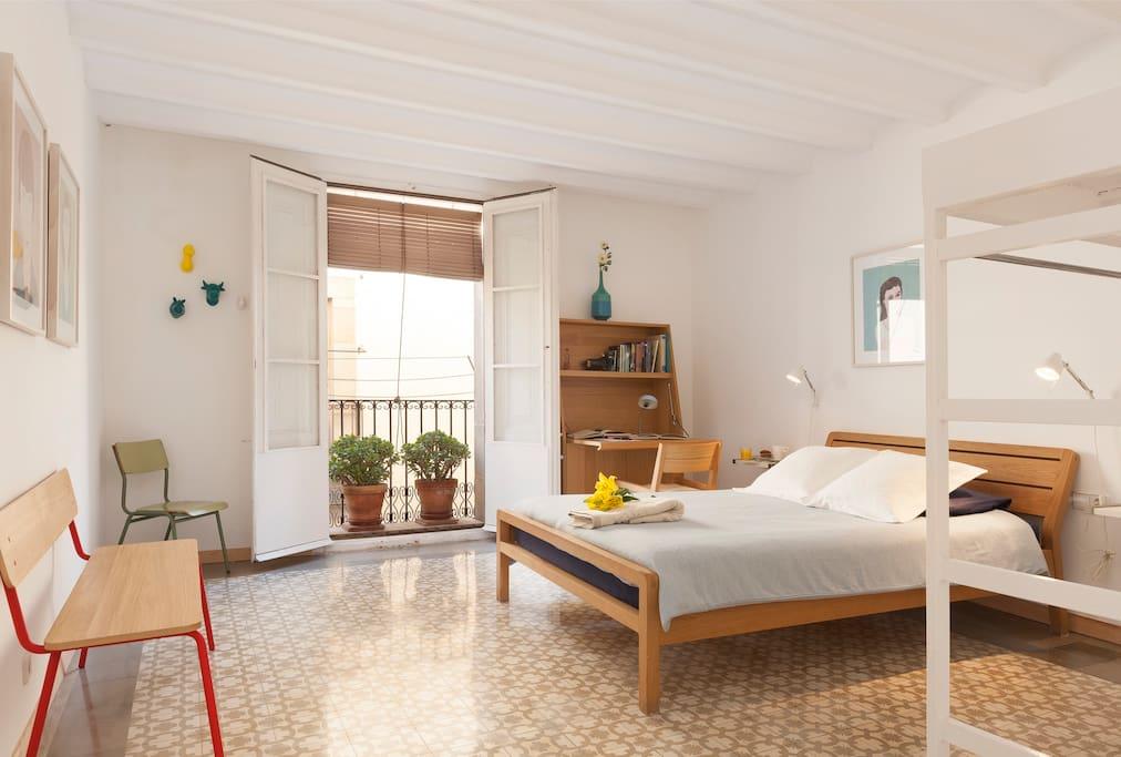 Avinyo b apartment appartamenti in affitto a barcellona for Appartamenti barcellona affitto economici