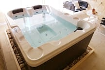 Jacuzzi privatif Cosy Cocoon