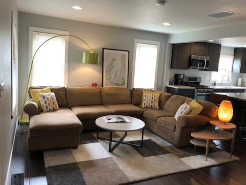 Modern  Elk Rapids Home
