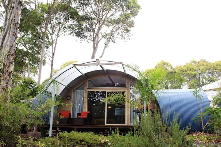 DEEDY'S NEST - Couples Retreat, Mystery bay NSW - Mystery Bay - Hus