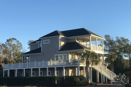 Waterfront Home & Pet Friendly Harkers Island NC