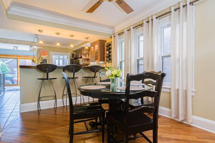 Luxury, Multi-level Apartment at Midtown