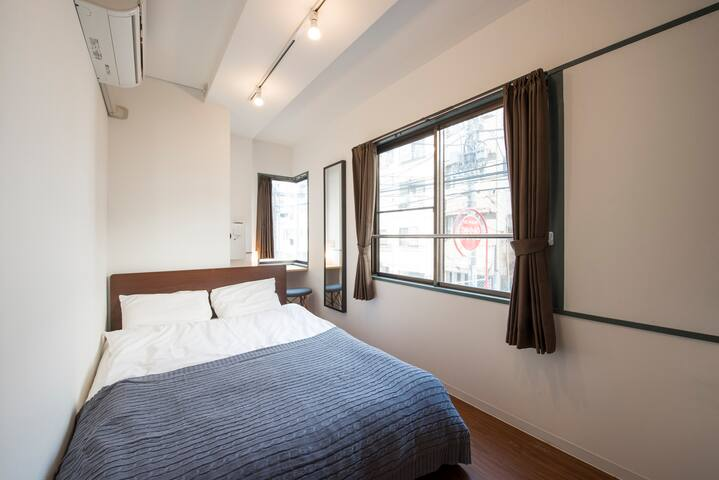 ASAKUSA 5mins/Private room/Newly built/Chilax/202