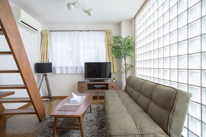 5MIN St★2 Bedroom Center of Kyoto★ - Kyōto-shi - Apartamento