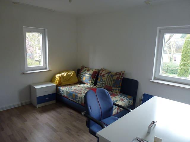 Ruhig gelegene Wohnung in der Nähe Hamburgs - Norderstedt - Apartment