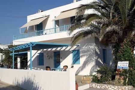 "Kavadina Studios ""Aegean view"""