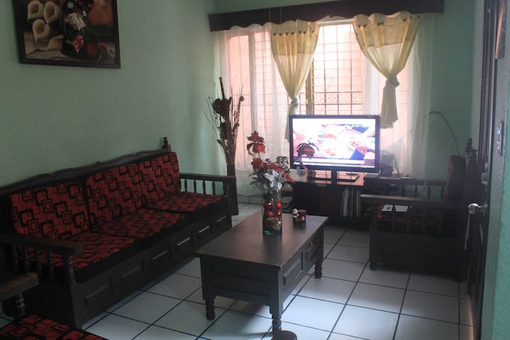 Casa familiar de Tuxtla Gtz