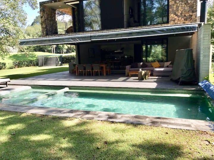 Beautiful Luxury Chalet in Avandaro