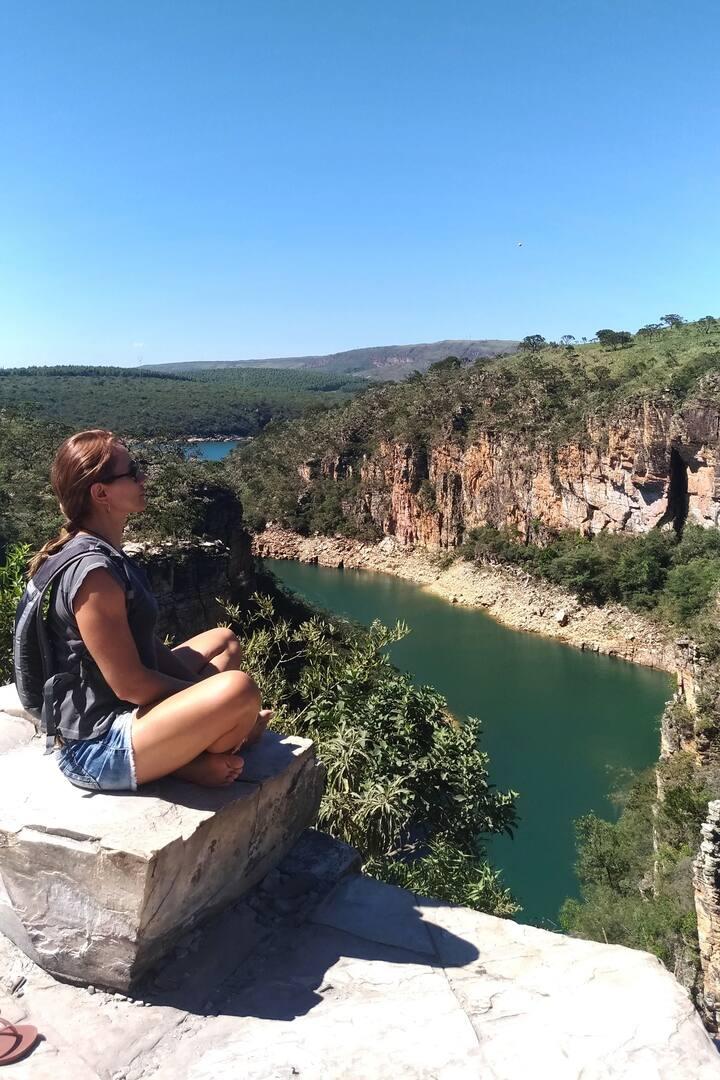 Mirante dos Canyons de Furnas