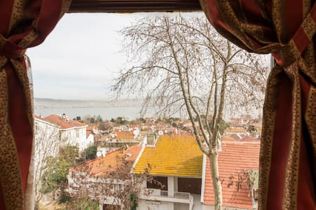anastasia meziki confort sea view - Adalar - Bed & Breakfast