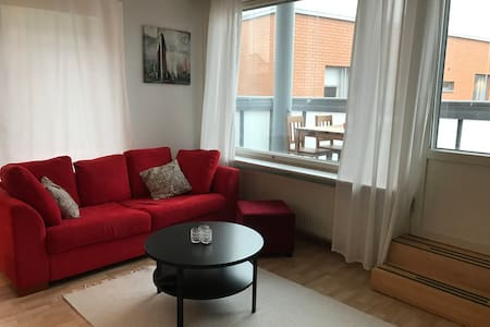 Two-room apartment in city center - Jyväskylä