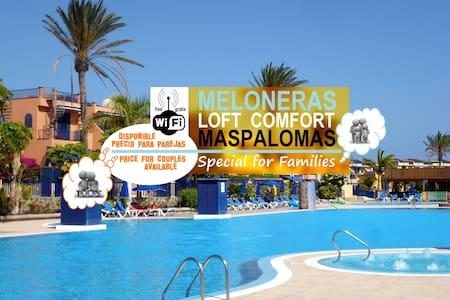 Meloneras Loft Comfort. Maspalomas - Maspalomas - Loft