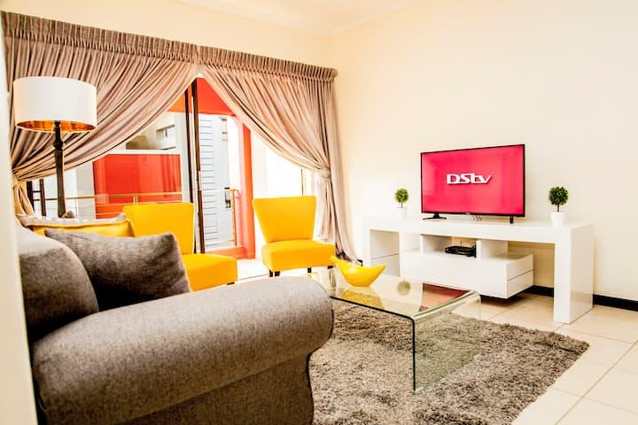 Modern cosy apartment