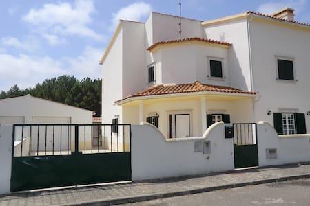 Portugal Maison de vacances   sur la côte d'Argent - Olho Marinho - Hus
