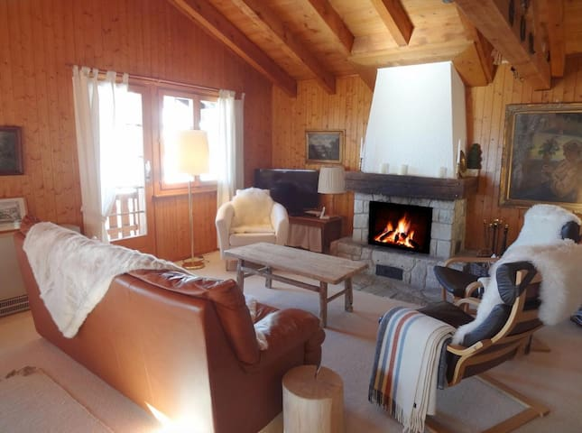 Chalet Tofino - 3 bedrooms