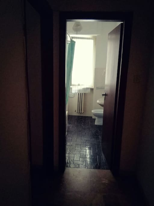 Anticamera - toilette