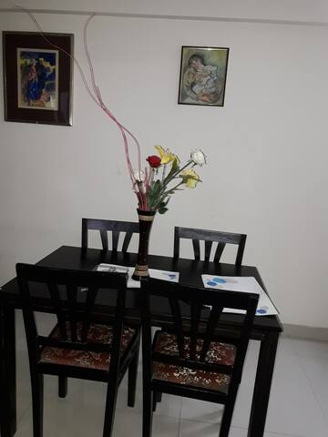 2 bed apartment @heart Mangalore, Mourishka palace