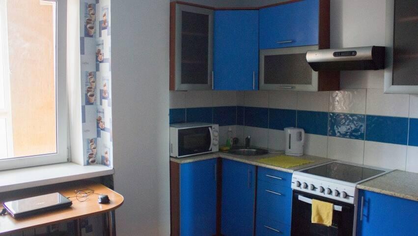 Уютная квартира на Сейфуллина