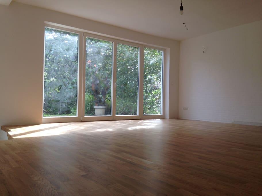 1 zimmer whg in kehl insel bungalows louer kehl bade wurtemberg allemagne. Black Bedroom Furniture Sets. Home Design Ideas