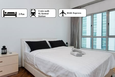 Jasamy_W2_Cool_KL Sentral - 吉隆坡 - 公寓