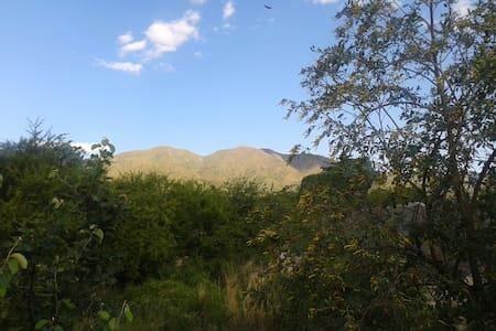 """""""Casita Rustica"""" en ambiente natural cerro gemelas - Capilla del Monte - Dům"""