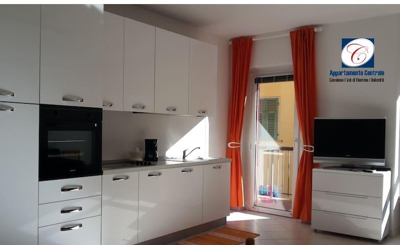 Appartamento Centrale Cavalese - Cavalese - Appartement
