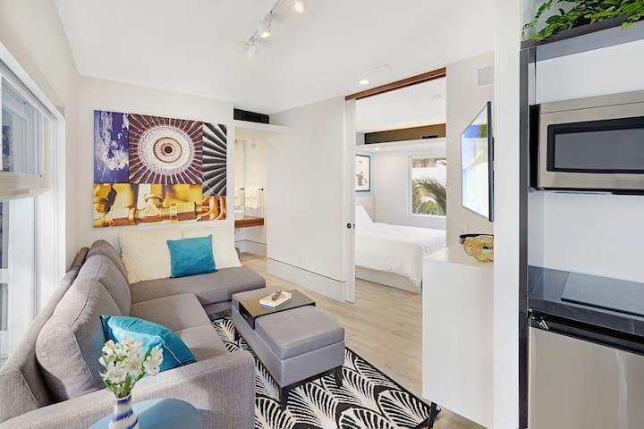 The Pier Suite at Ocean Treasure Beachside Suites