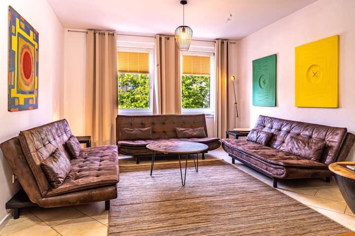 Am Spittlerturm: Großzügig Wohnen mit Terrasse