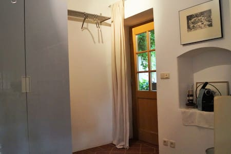 Revitalisierter Dreikantbauernhof - Appartement