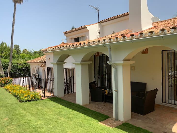 Beautiful 3 bed villa in a quiet location