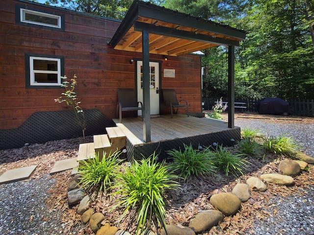 OPEN: Smoky Mountain Tiny House